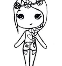 Chibi Template by Chibi Template Wordscrawl