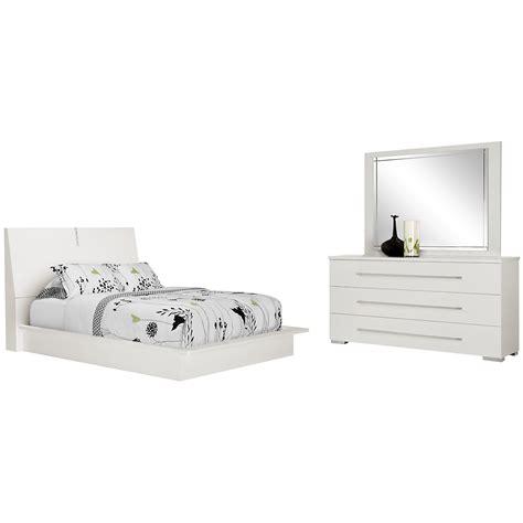dimora bedroom set white dimora white dresser mirror