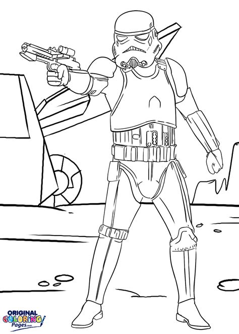 lego star wars stormtrooper coloring page storm trooper star wars coloring page coloring pages