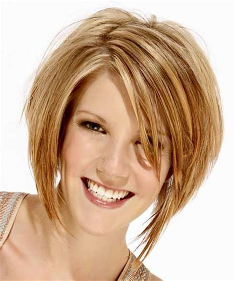 how to cut asymmetrical bob with layers 35 layered bob hairstyles short hairstyles 2017 2018