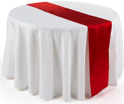 Satin Table Runner Taplak Satin Ungu satin table runners 12 x 108 banquet linens