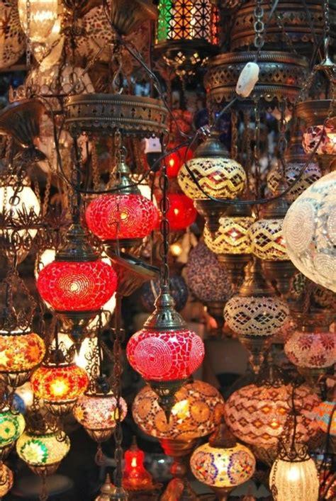 Oriental Bedroom Ideas orientalische lampen sorgen f 252 r romantik und gem 252 tlichkeit