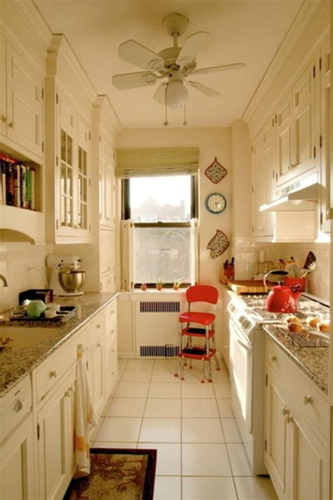apartment galley kitchen ideas corridor kitchen photos