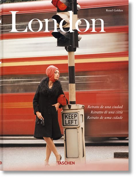 london portrait of a city libros taschen