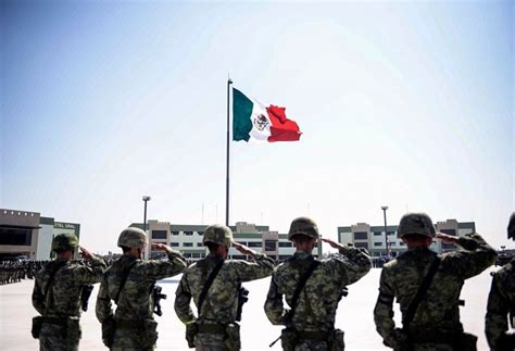 noticias militares noticias militares m 233 xico inaugura 82 edificios para m 225 s de 3 000 polic 237 as