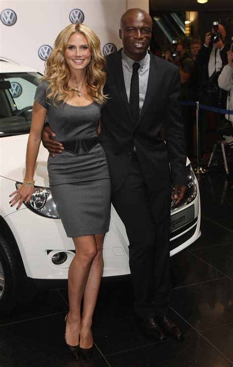 Heidi Klum And Seal In Germany Promoting Volkswagen Get Heidis Look by Heidi Klum And Seal Photos Photos Heidi Klum And Seal