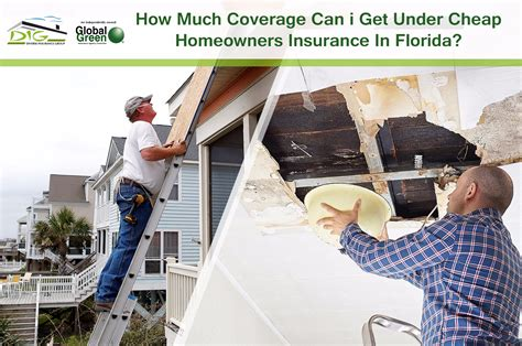 how much coverage can i get cheap homeowners