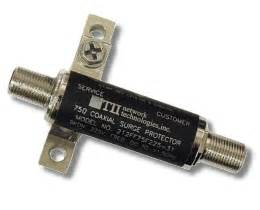150 ohm resistor home depot tii network technology 212ff75f225 31 in line coaxial surge protector rev 1017
