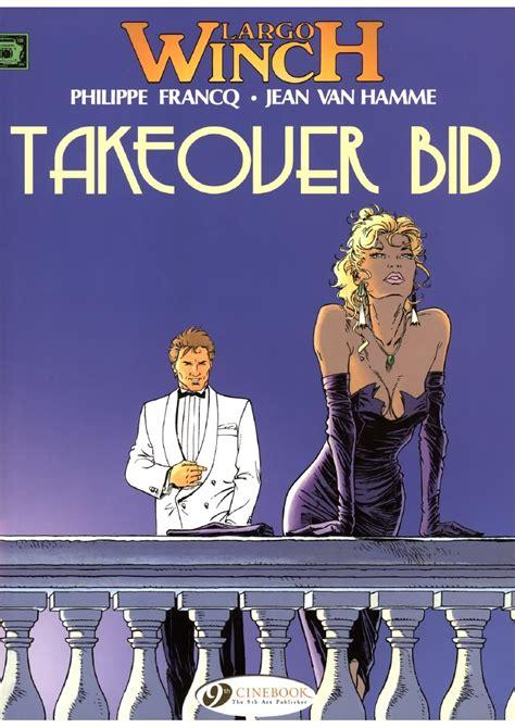 takeover bid 03 takeover bid