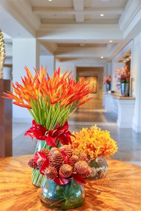 tropical flower arrangements centerpieces best 25 tropical flower arrangements ideas on