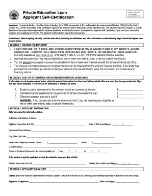self certification letter direct loans self certification form 2016 fill printable