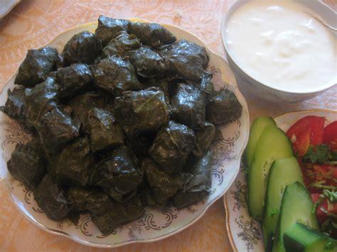 dolma wikipedia azerbeidzjaanse keuken wikiwand