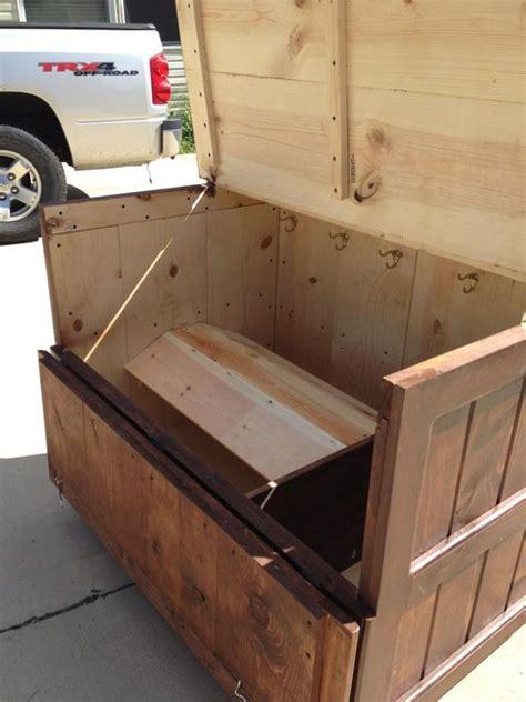 horse tack box project  dbloss  lumberjockscom