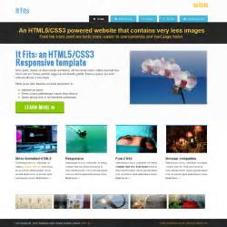 html5 templates free with css http