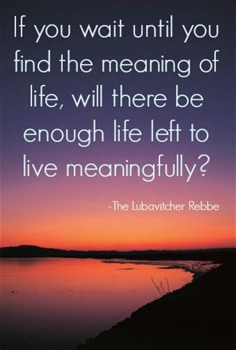 toward a meaningful the wisdom of the rebbe menachem mendel schneerson books chabad org inspiration from the lubavitcher rebbe
