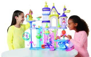 Bubble Chandelier My Little Pony Movie Toys Revealed At Toy Fair Cosmic