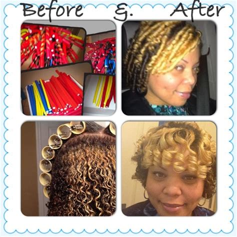 how to roll hair with jumbo flexi rods how to roll hair with jumbo flexi rods before after flexi