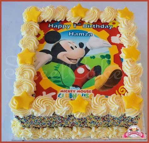 Stelan Baby Mickey torte di compleanno di topolino blogmamma it