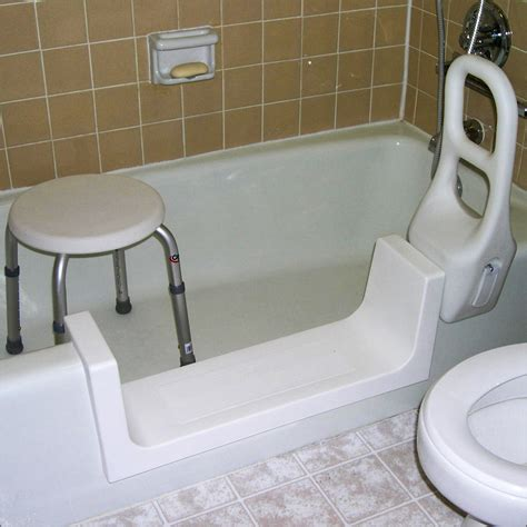 safeway bathtub step easy access   existing bathtub nj mobility mobilitycom