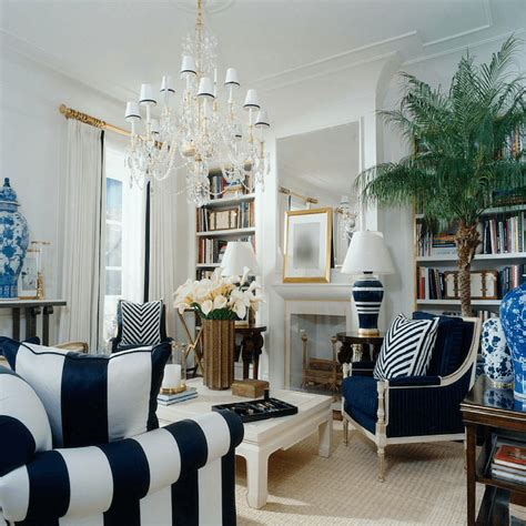 ralph lauren living rooms will an all blue and white home look weird living rooms