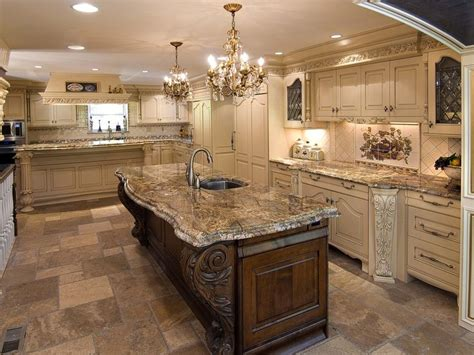 ornate kitchen cabinets custom made ornate kitchen by