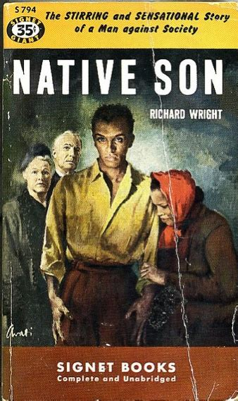 themes used in the novel native son 17 best images about james avati pulp paperback covers on