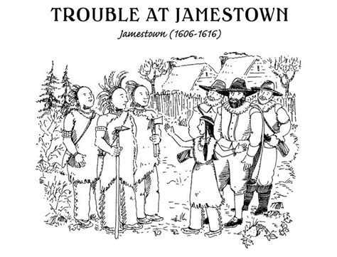1613 jamestown tobacco page coloring pages