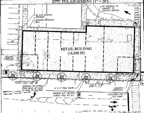 construction site plan decatur metro 187 315 w ponce development