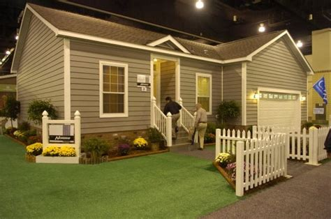 modular home show show manufactured homes