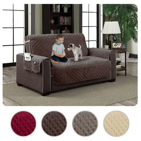 dog couch covers furniture protector micro suede slipcover pockets pet dog couch furniture