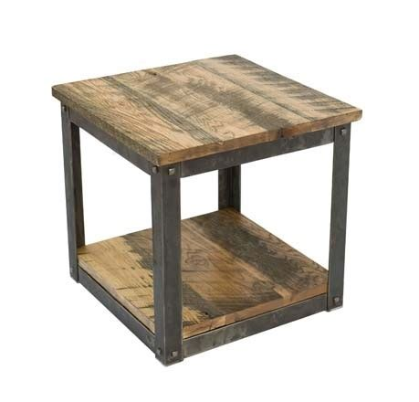 barn wood side table modern 17 best images about end tables which one on