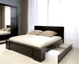 lit et tiroir coffre enza8 lit chambre