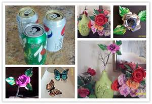 How to diy aluminum butterfly from recycled tin cans