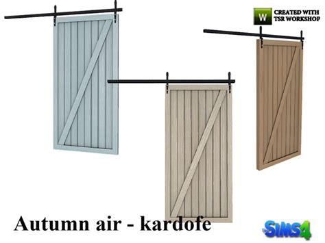 In Glass Door Blinds Kardofe Autumn Air Barn Door
