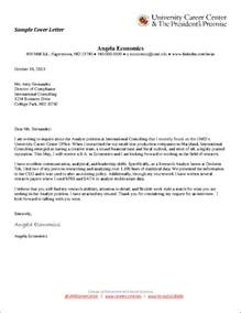 Cover Letter Ideas Cover Letter Exles Writing Tips