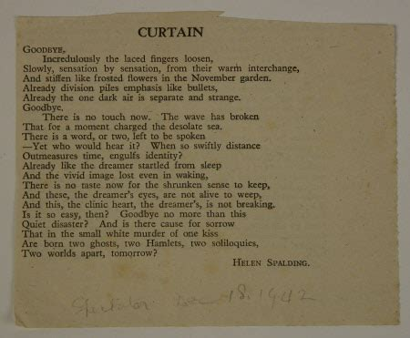 curtain poem summary curtain 802561 3 national trust collections