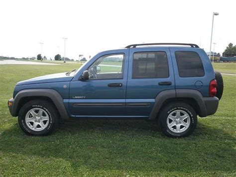 04 Jeep Liberty Mpg Find Used 04 Jeep Liberty 4x4 Sharp Runs Excellent