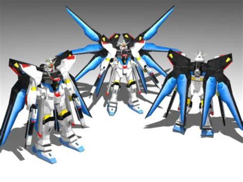 Zgmf X20a Strike Freedom Gundam Vergft zgmf x20a strike freedom gundam wip image xenoforce mod