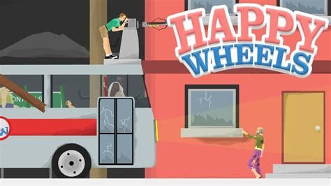 happy wheels zombies full version happy wheels zombie bus youtube