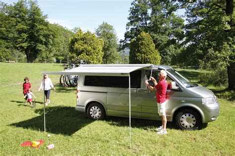 Vw T5 Awnings by Fiamma F45 S Awning Vw T5 260cm California Titanium