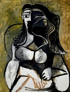 picasso woman in an armchair woman in an armchair jacqueline roque picasso new