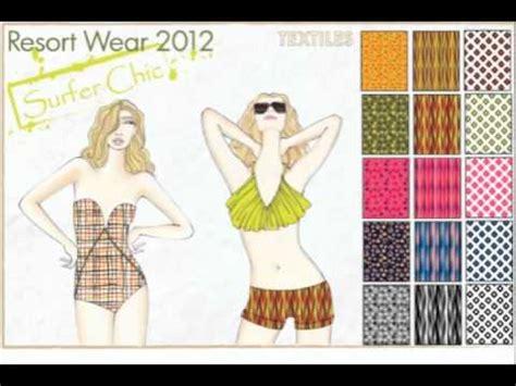 fashion design online portfolio fashion design online the fashion portfolio youtube