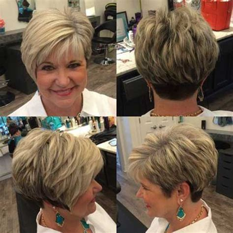 female long to clippered haircuts elegant short haircuts for older women short hairstyles