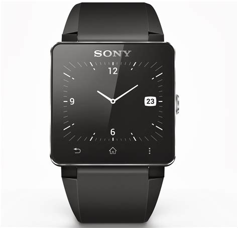 Sony Smartwatch 2 Sony Smartwatch 2 Brings Android And Nfc No Sony Phone