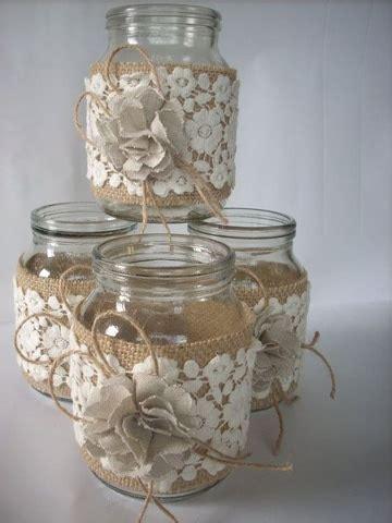 frascos decorados tipo vintage tendencias en el dise 241 o en frascos decorados vintage