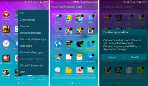port galaxy s6 touchwiz launcher and keyboard easily disable and delete bloatware on galaxy note 4 naldotech