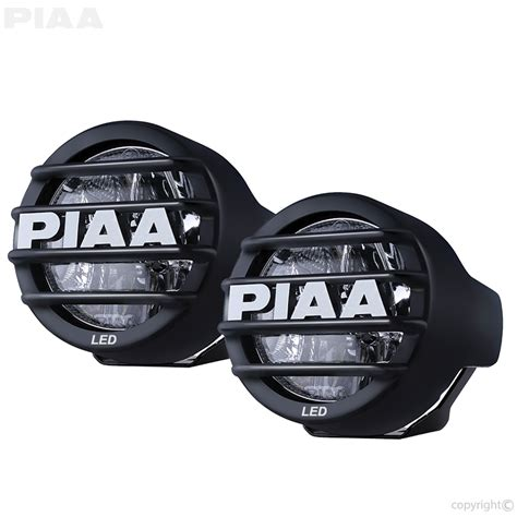 honda goldwing led lights piaa honda goldwing 530 led driving light kit 77800