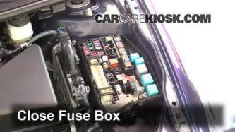 replace a fuse 2011 2016 scion tc 2012 scion tc 2 5l 4 cyl