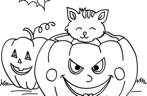dibujos para colorear de halloween calabazas mascaras carnaval ninos recortables de dibujos de halloween m 225 scara de ni 241 o