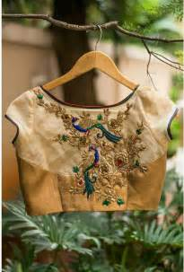 blouse pattern works best 25 magam work blouses ideas on pinterest aari work